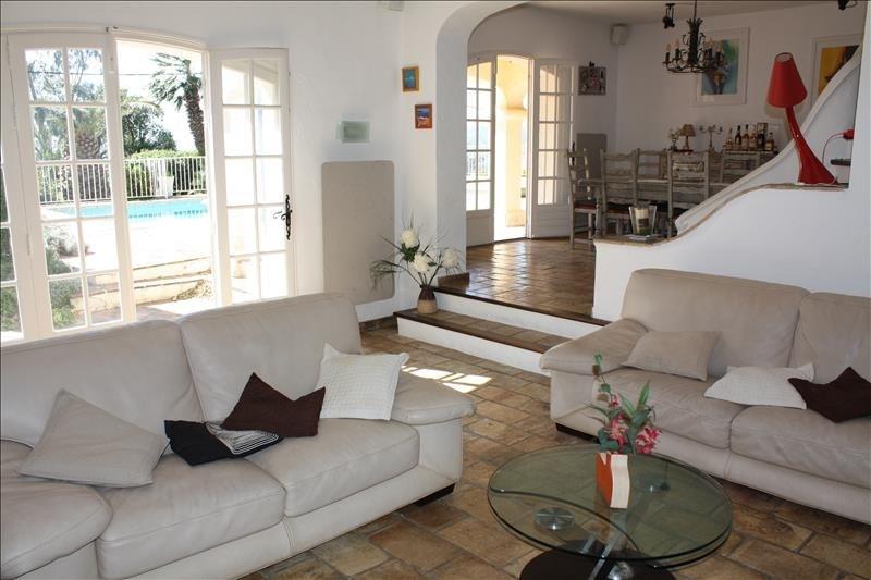 Vente de prestige maison / villa Les issambres 895000€ - Photo 3