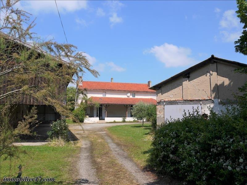 Vente maison / villa Castelmoron sur lot 159900€ - Photo 1