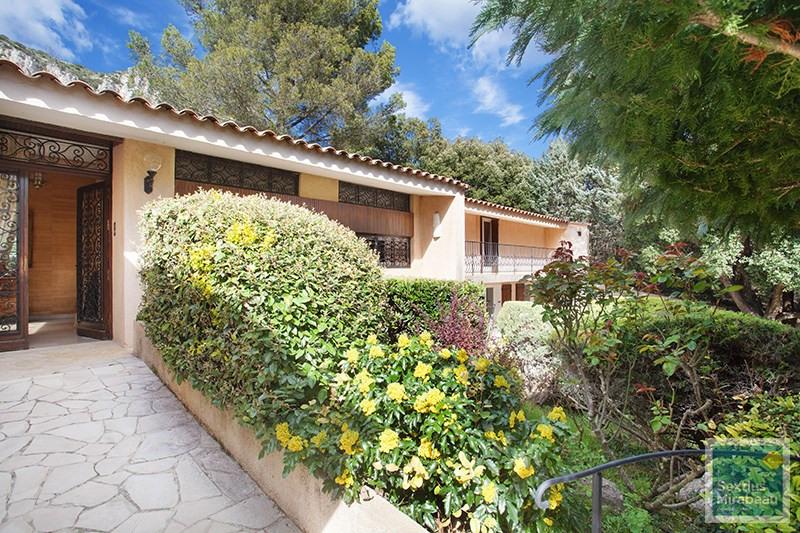Vente de prestige maison / villa Aix en provence 799000€ - Photo 1