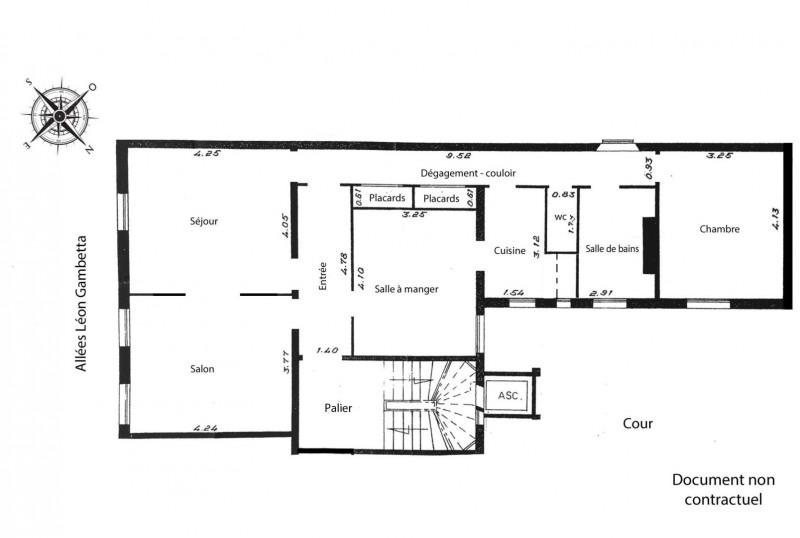 Location appartement Clichy 1750€ CC - Photo 2