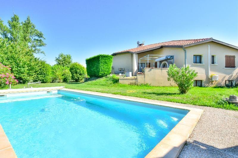 Venta  casa Saint sulpice 370000€ - Fotografía 1