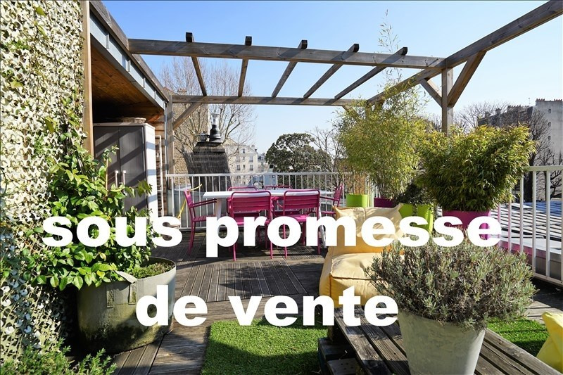 Vente appartement Bois colombes 741 600€ - Photo 1