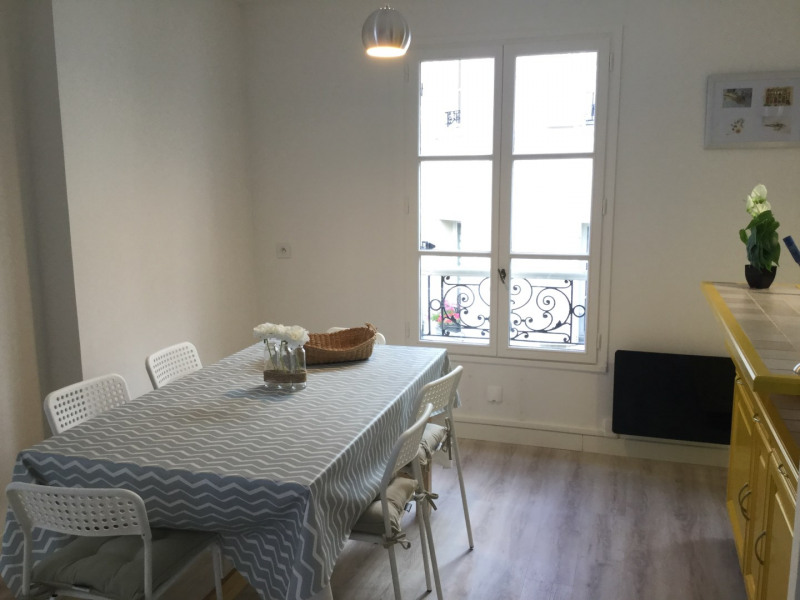 Rental apartment Fontainebleau 2 100€ CC - Picture 7