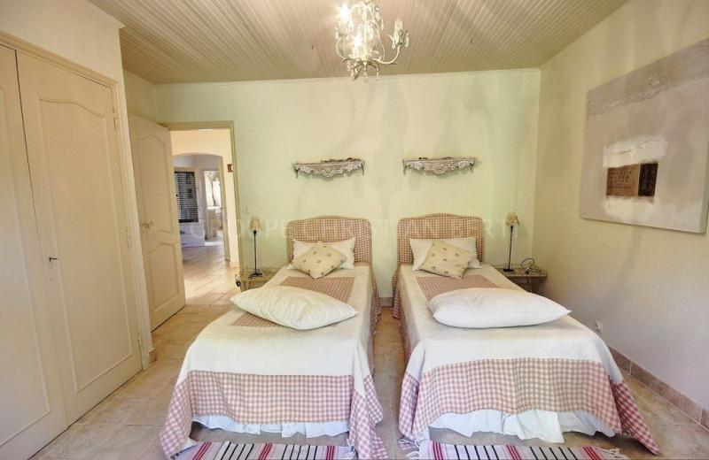 Vente de prestige maison / villa Tanneron 627000€ - Photo 14