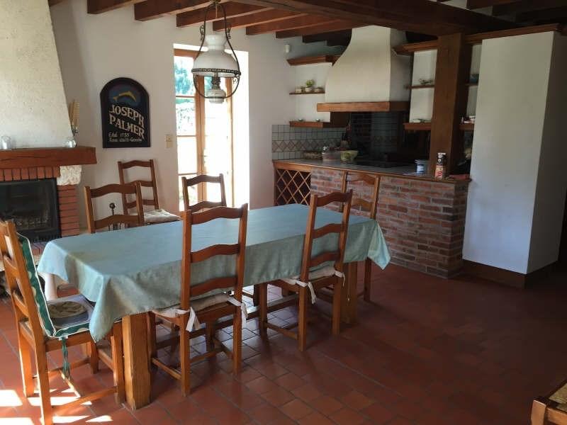 Sale house / villa Saint aignan le jaillard 517500€ - Picture 3