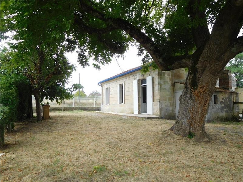 Location maison / villa St andre de cubzac 712€ CC - Photo 1