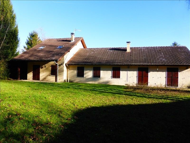 Venta  casa Echenevex 630000€ - Fotografía 1