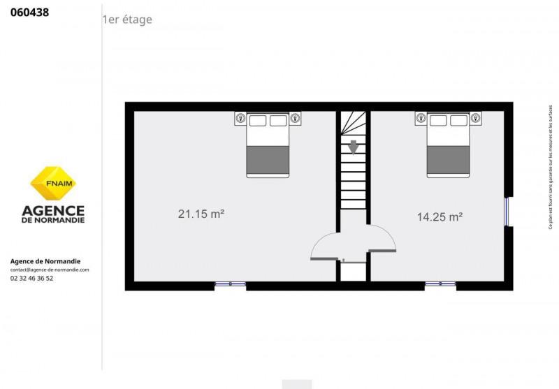 Vente maison / villa La ferte-frenel 55000€ - Photo 11
