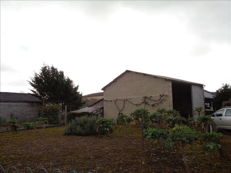 Vente maison / villa St sauvant 39 600€ - Photo 2