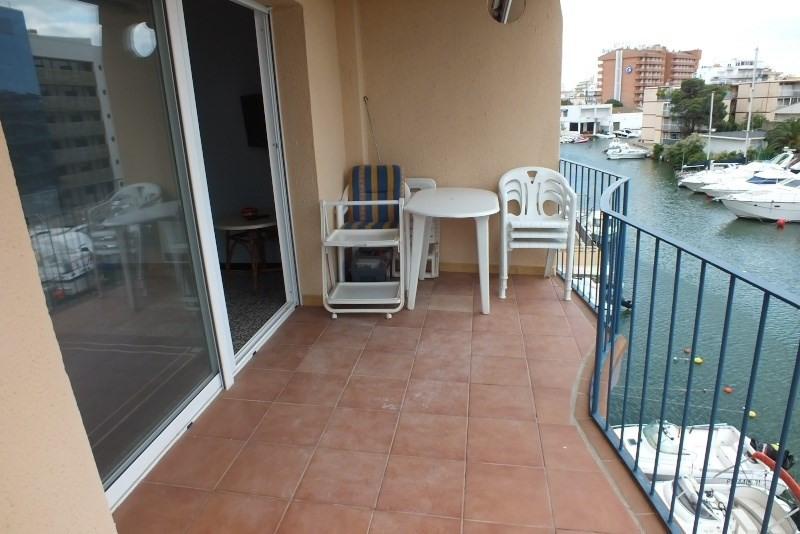 Alquiler vacaciones  apartamento Roses santa-margarita 512€ - Fotografía 2