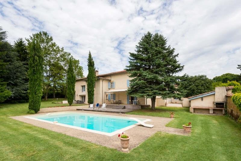 Vente de prestige maison / villa Vienne sud 890000€ - Photo 1