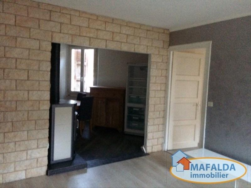 Sale apartment Saint jeoire 128000€ - Picture 1
