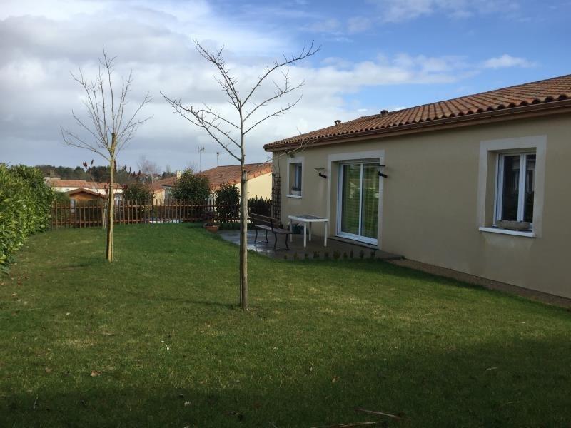 Location maison / villa Iteuil 700€ CC - Photo 5