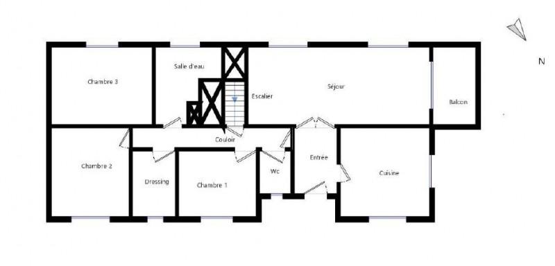 Vente maison / villa Chateauneuf de galaure 190000€ - Photo 18