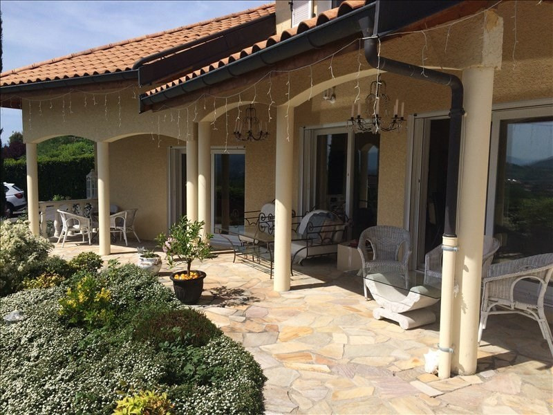 Deluxe sale house / villa Cranves-sales 648000€ - Picture 7