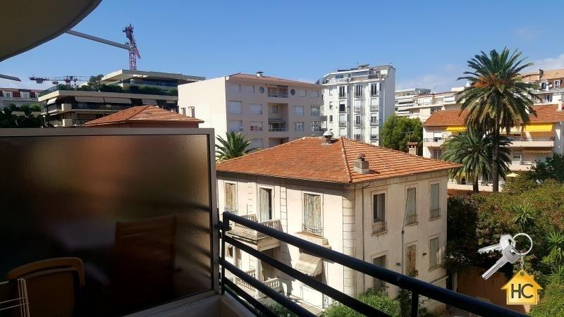 Sale apartment Cannes 182000€ - Picture 3