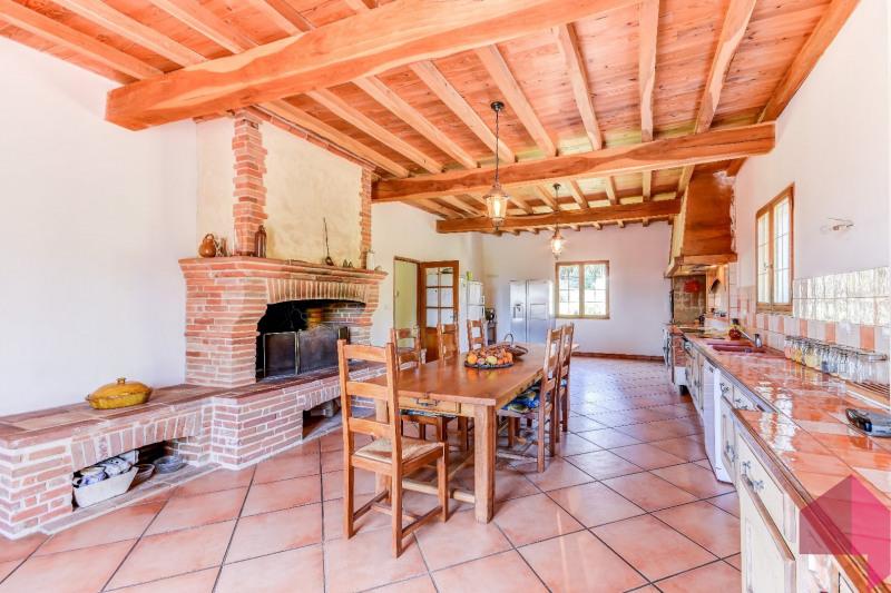 Vente de prestige maison / villa Villefranche de lauragais secteur 520000€ - Photo 8