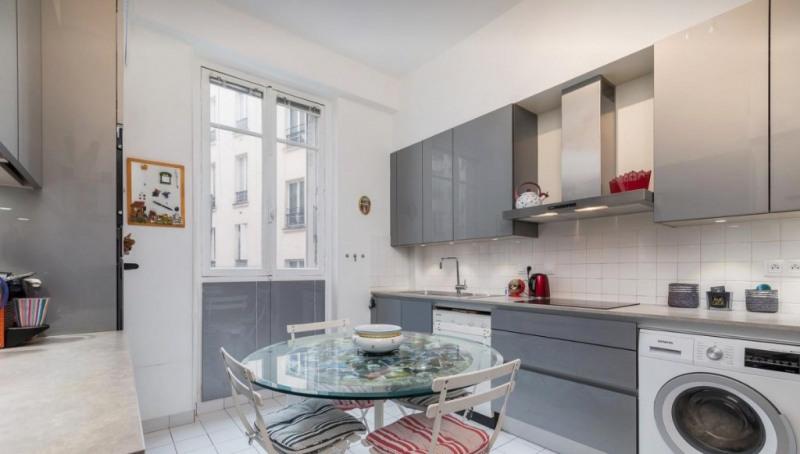 Vente de prestige appartement Paris 17ème 1380000€ - Photo 2
