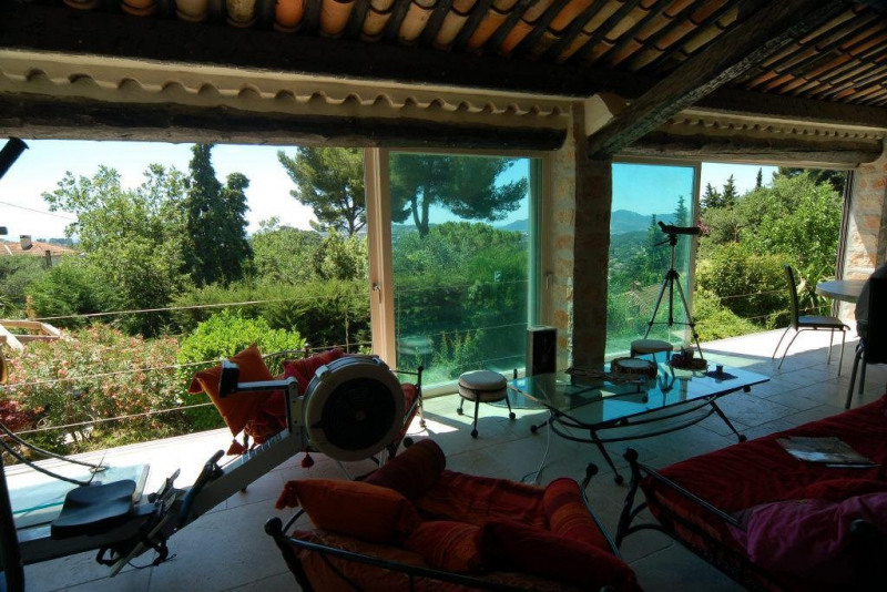 Verkauf von luxusobjekt haus Mougins 2380000€ - Fotografie 5