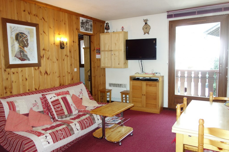 Sale apartment Les houches 198 000€ - Picture 1