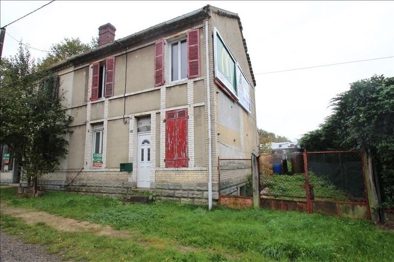 Vente maison / villa Nanteuil le haudouin 105000€ - Photo 1