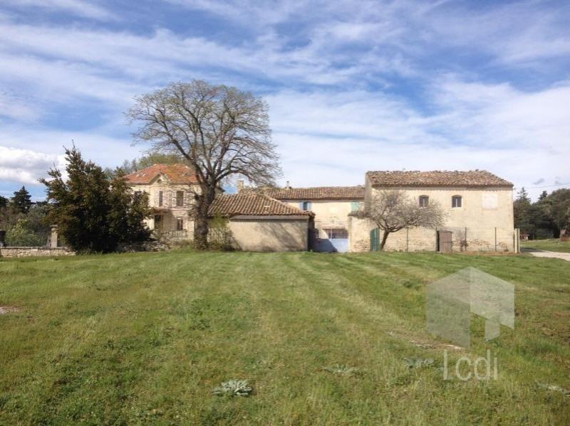 Vente de prestige maison / villa Grignan 595000€ - Photo 1