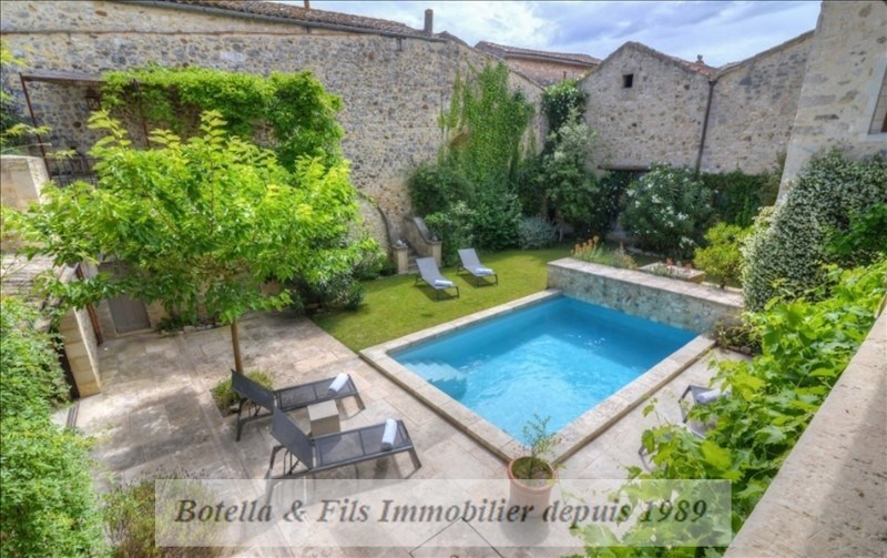 Deluxe sale house / villa Uzes 1 280 000€ - Picture 2