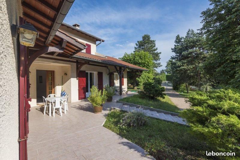 Vente maison / villa Meximieux 525000€ - Photo 10