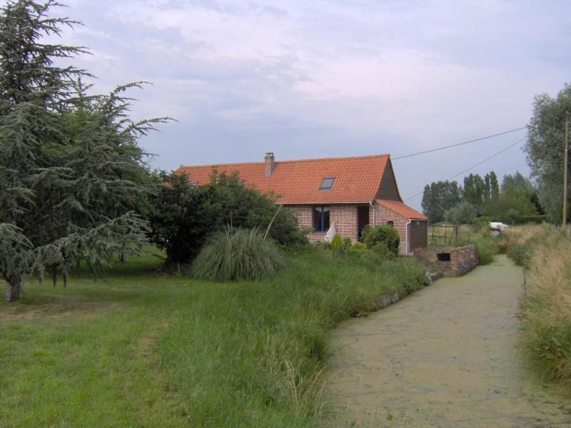Rental house / villa St omer 850€ CC - Picture 2