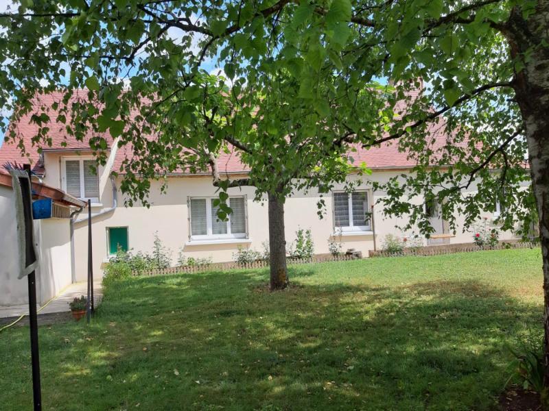 Vente maison / villa St menoux 153000€ - Photo 1