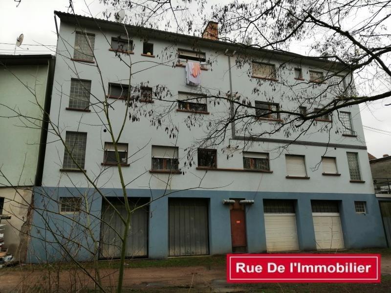 Produit d'investissement immeuble Gundershoffen 336000€ - Photo 2