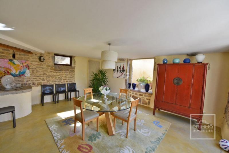 Vente de prestige maison / villa Saint cyr au mont d'or 1280000€ - Photo 1