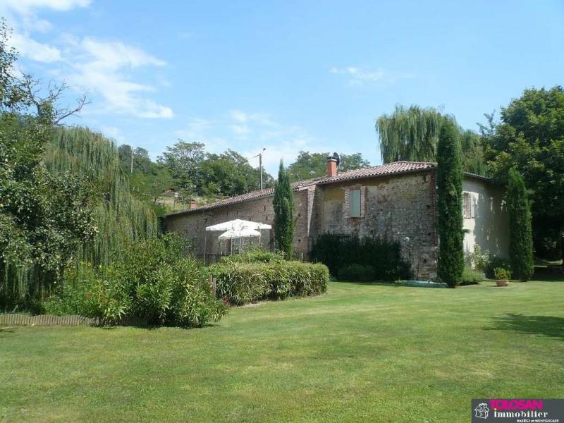 Deluxe sale house / villa Villefranche de lauragais 589000€ - Picture 2