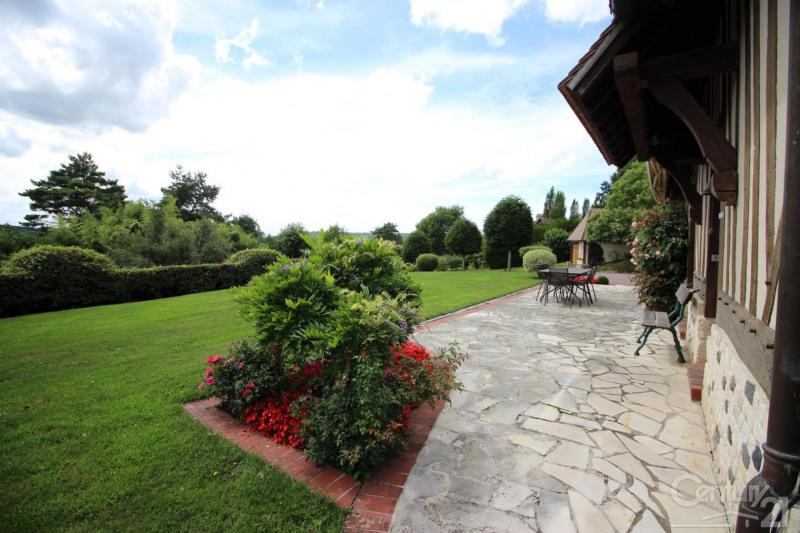 Venta  casa Tourville en auge 498750€ - Fotografía 4