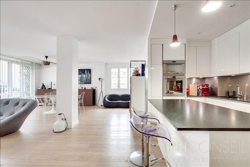 Vente de prestige appartement Neuilly sur seine 1 390 000€ - Photo 1