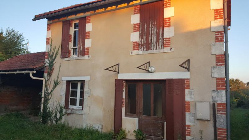 Vente maison / villa Montpon-ménestérol 39500€ - Photo 1