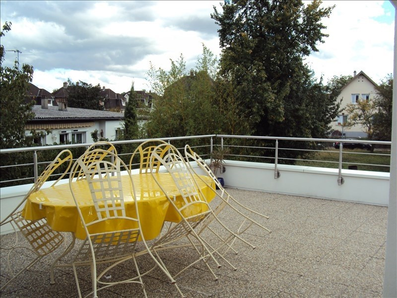 Vente appartement Riedisheim 390 000€ - Photo 2