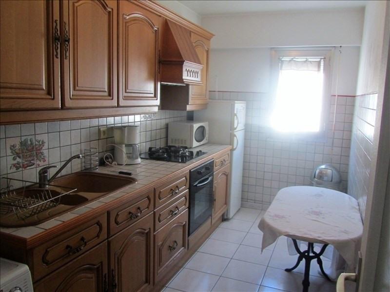 Revenda apartamento Le golfe juan 222600€ - Fotografia 4