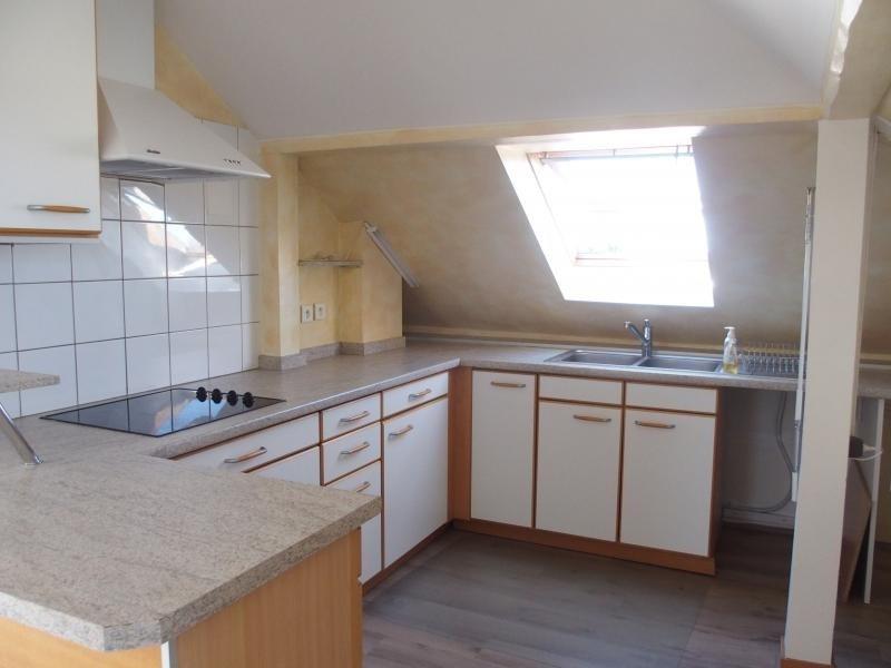 Sale apartment Habsheim 93000€ - Picture 2