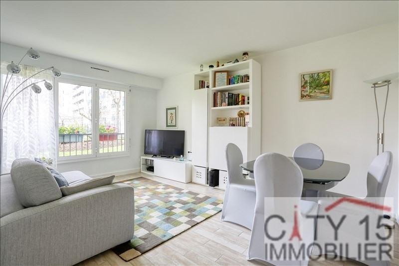 Revenda apartamento Paris 15ème 455000€ - Fotografia 1