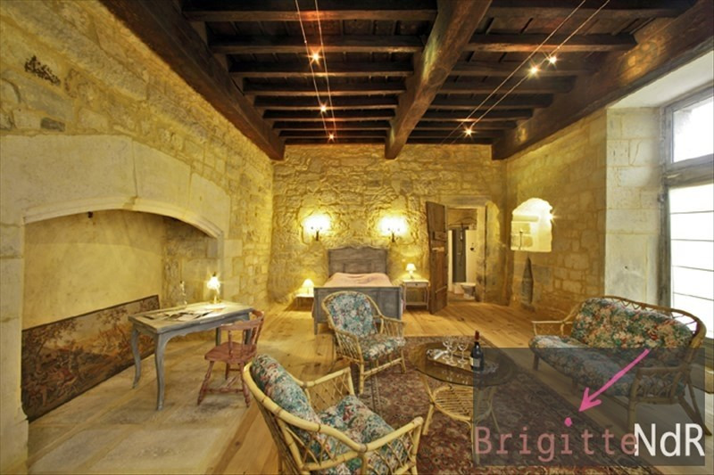 Vente de prestige château St chamarand 1050000€ - Photo 5