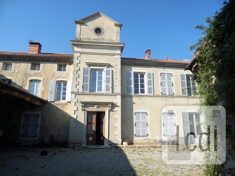 Vente de prestige maison / villa Savasse 720000€ - Photo 1