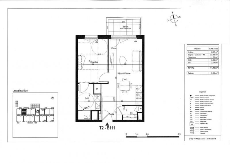 Venta  apartamento Olonne sur mer 162000€ - Fotografía 3