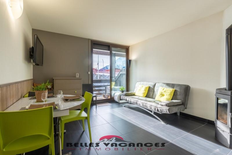 Sale apartment Saint-lary-soulan 147000€ - Picture 2