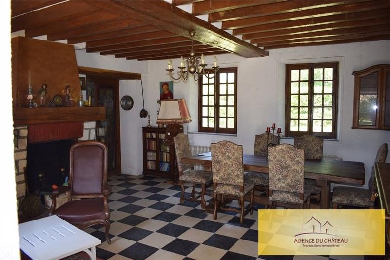 Sale house / villa La villeneuve en chevrie 208000€ - Picture 6
