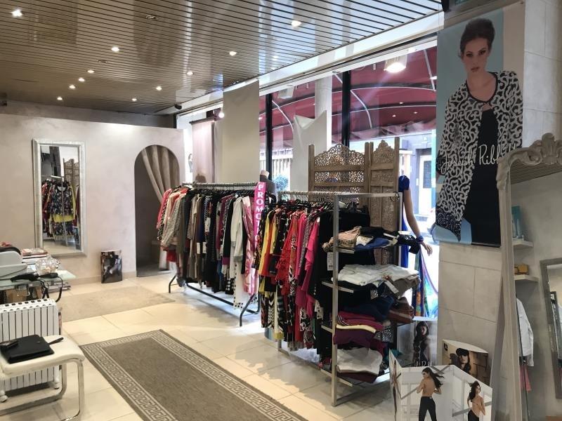 Vente fonds de commerce boutique Asnières 93500€ - Photo 1