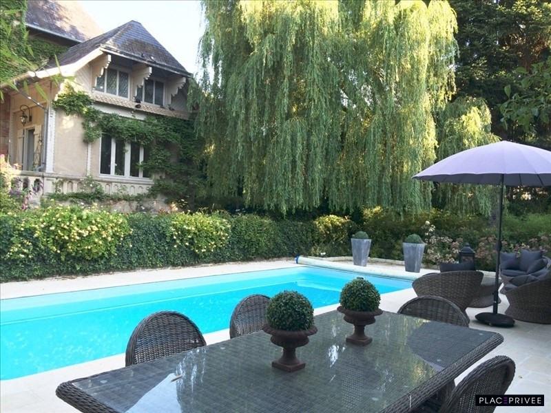 Verkauf von luxusobjekt haus Nancy 849000€ - Fotografie 1