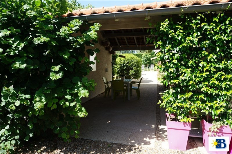 Vente maison / villa Antran 265000€ - Photo 4