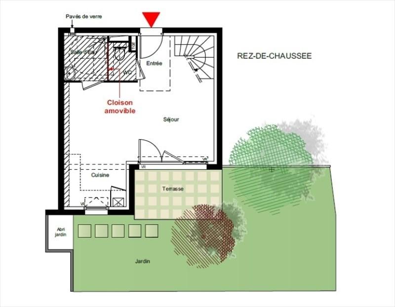 Vente maison / villa Toulouse 242000€ - Photo 2