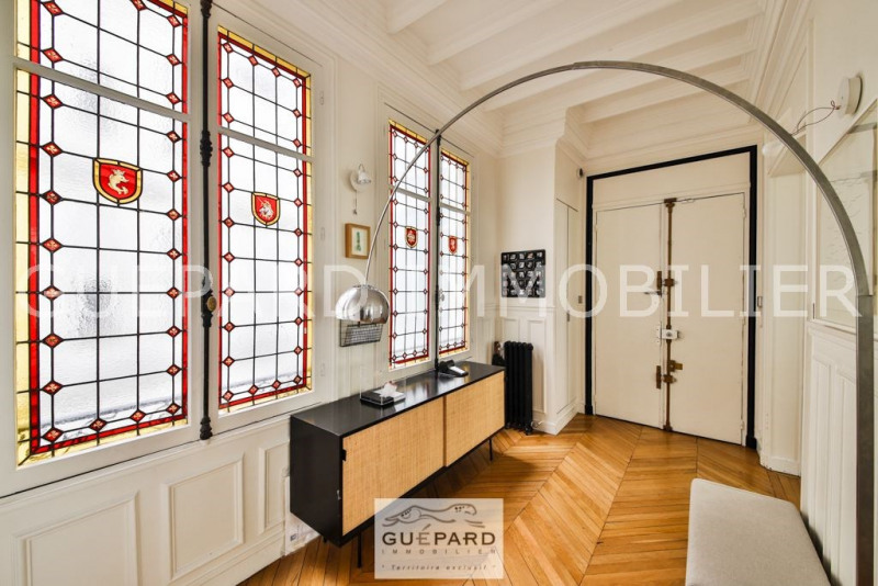 Deluxe sale apartment Paris 17ème 2 790 000€ - Picture 8